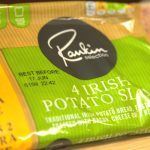 Potato packaging and best before labelling
